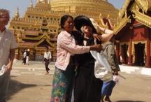 MY ASIAN TRIP / Naku Yai Island , off the coast of Phuket-all alone beach time ! Then off to: Bangkok and Burma !    Burma