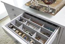 Closet Organization and Ideas