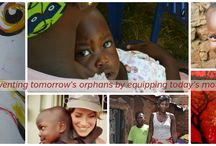 """The Lulu Tree / The non-profit I founded in the slums of Katwe, Uganda to work alongside mothers and their babies. Our slogan is """"preventing tomorrow's orphans by equipping today's mothers.""""  Visit us at www.thelulutree.com"""