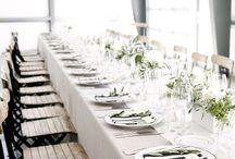 Minimal & Modern Wedding