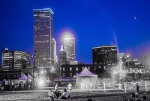 Tulsa Landmarks / Faces and Places that make Tulsa a great city to be from and live in.