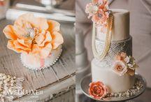 Coral Wedding Inspiration / Coral Wedding Inspiration