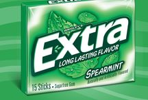Extra Gum Flavors / The Extra Gum Flavor Family