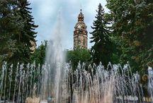 my town, ma ville - Košice, Slovakia, Europa