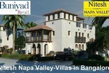 Nitesh Napa Valley / Nitesh Estate new launch - Nitesh Napa Valley