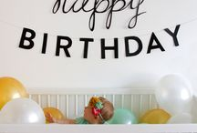 First birthday ideas / by Evil Negman