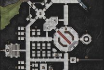RPG - Mapas (Dungeons)