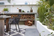 Tuin / Ideetjes om de tuin mooi te maken