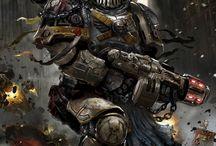 Warhammer universe
