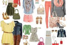 Senior session clothing ideas.