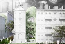 Next7 Competition / The Winners of Arch2o First architectural competition.