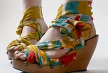 Shoe Love / by Lynda Aplin