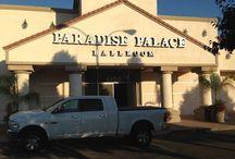 Paradise Palace Ballroom / Paradise Palace Ballroom DJ MC Wedding http://californiadiscjockeys.com/blog/