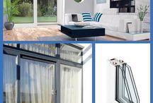 UPVC Doors & Window / Rehau upvc Doors & Window Systems for enquiries/information - contact us at info@s9home.com
