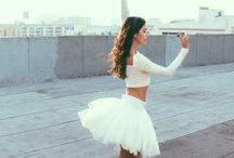 Balett dressz