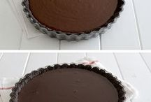 Chocolate♡ tortas, tartas