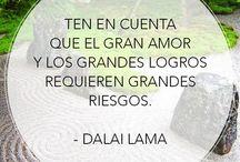 Dalai Lama rules / Calmando mi mente.