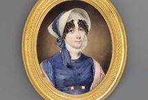 1800-1820 Regency - Caps (Non-Elderly)