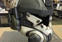 mechanism gears futuristic