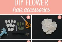 DIY / These do-it-yourself craft, gift, style, and décor ideas!