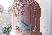 kuş kafesi pasta
