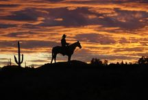 COWBOYS / Rugged, handsome, men of integrity and honor. Gotta love a cowboy.