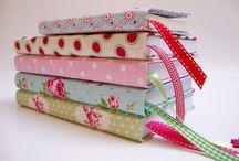 decorar libros. Cuadernos / by Verde Menta