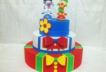 confeitaria de bolos infantil
