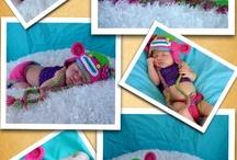 Bu şapkalı bebekler çok şekerler
