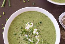 Soup recipes I want to try