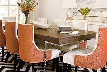 Chevron / by Hampton Hostess CG3 Interiors-Barbara Page Home