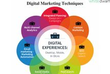 Digital Marketing / #Digitalmarketing can boost your business. Get the expertise to grow your company or your pay check with the complete digital marketing strategy 2017 http://www.whitedwarf.in/services/