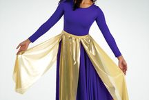 Praise Dance Skirts