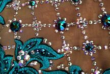 Beading and sequins