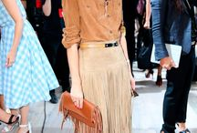 How to wear fringe inspiration 2015 - SKORCHMag.com / by Jessica Kane SKORCH MAG