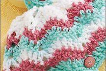 crochet kitchen toper