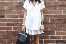 Белая Рубашка К Наряду