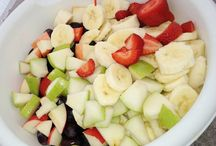 Healthy foods / by Ashley Mitchell