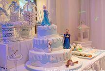 Cumple de Frozen 4 años !!!