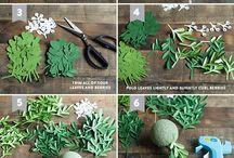 DIY Bouquets & Florals