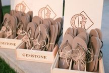 Wedding Guest Favours / Little treats for those who joined you on your best day!