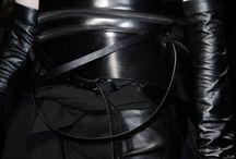 Black / Leathercraft