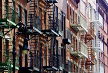 lower east side / by Justyna Solarz