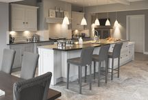 Kitchens-home decor