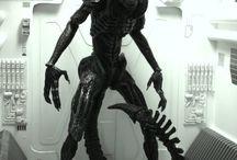 Giger Aliens