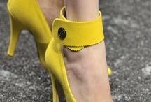 Amarillo! - Yellow!