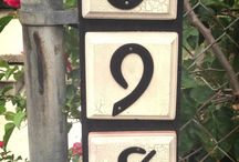 Números casa