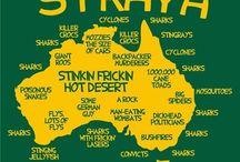 Aussie land