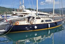 CCYD 83 Twin Screw Centreboard Schooner 'VALIMIRO' for sale