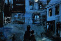 dark love / by Francesca Brogna